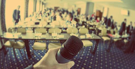 Полезная болтовня: 8 советов начинающим ораторам