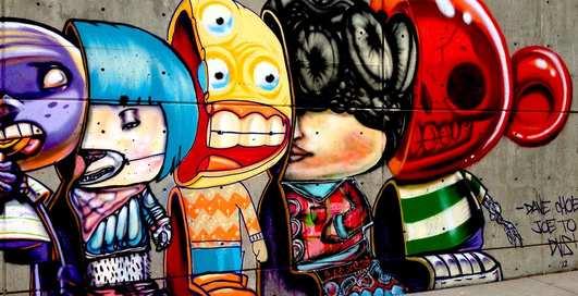 Уличные миллионеры: 5 самых богатых художников
