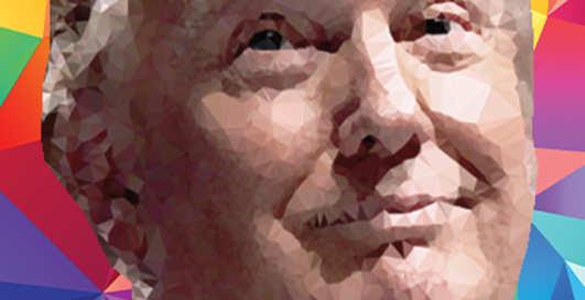 Они сделали мир ярче: Дональд Трамп