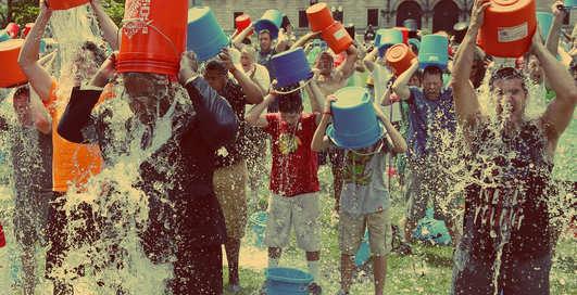Ice Bucket Challenge и еще 3 способа взбодриться