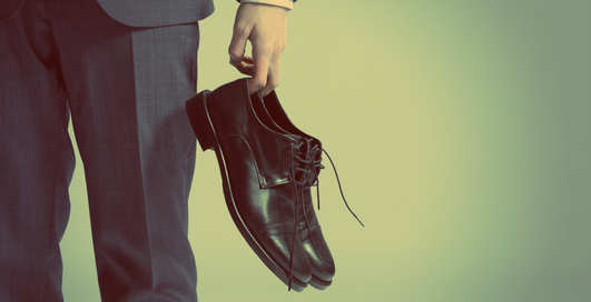 Кожаные туфли: ТОП-7 экзотических пар осени
