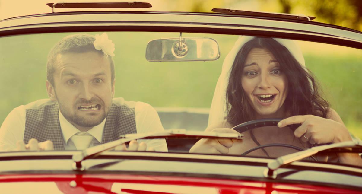 ТОП-6 самых жутких свадебных провалов