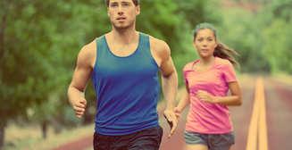 Почему мужчины бегают лучше женщин