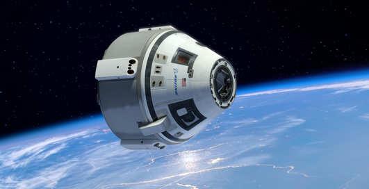 """Boeing придумали """"космическое такси"""""""