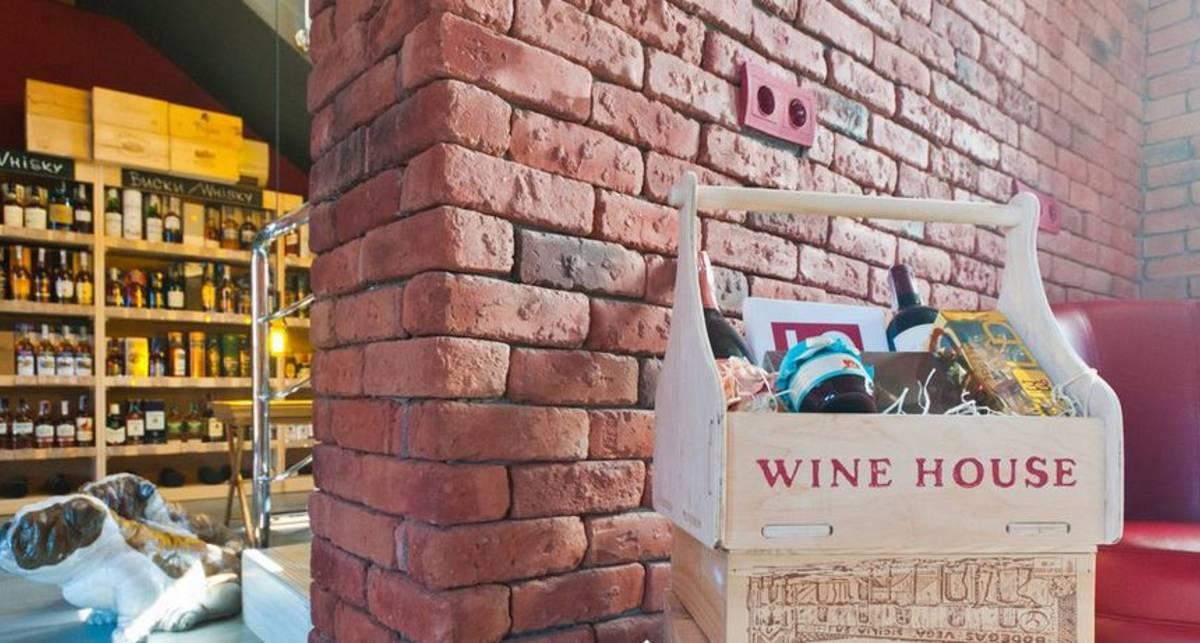 Еще один винный дом Wine House открылся в Киеве