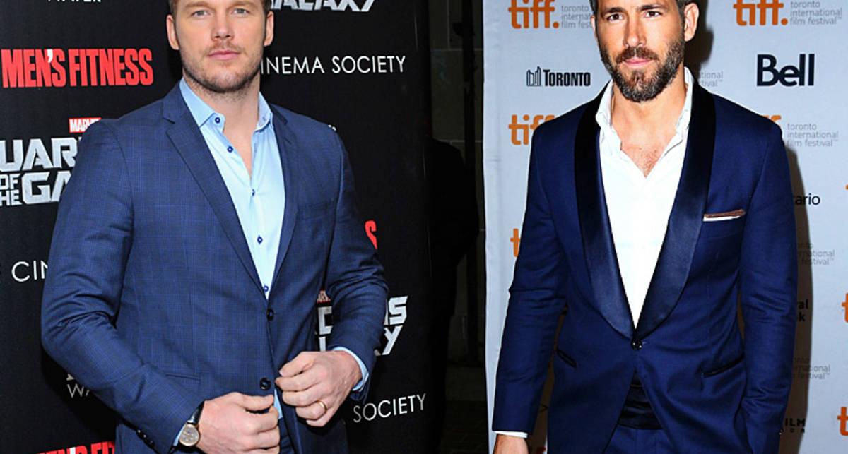 Стильные мужчины: 8 модных кандидатов 2014 года