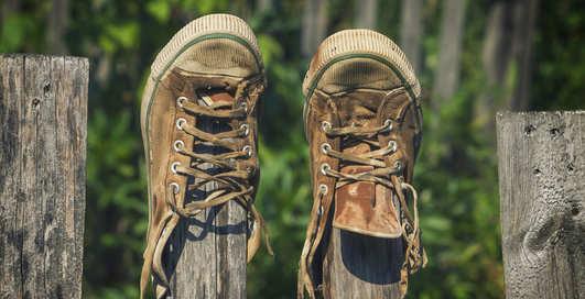 Пять признаков того, что твоим кроссовкам пора на небеса