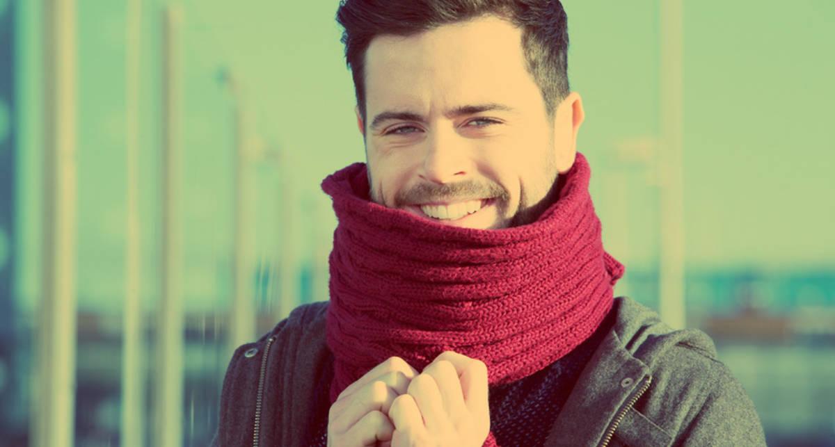 Как завязать шарф: советы для настоящих мужчин