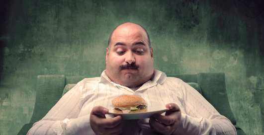 Как похудеть, не вставая с дивана