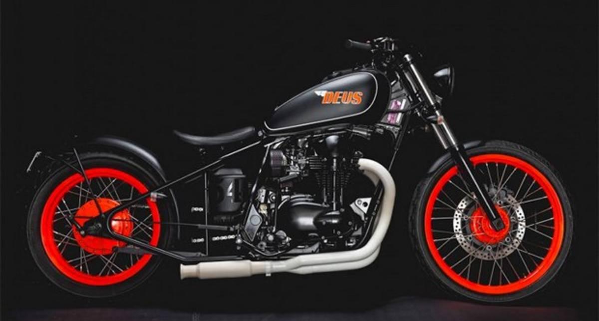 Kawasaki W650: что из него сделали австралийцы