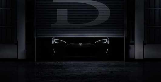Tesla Motors покажут новый электрокар