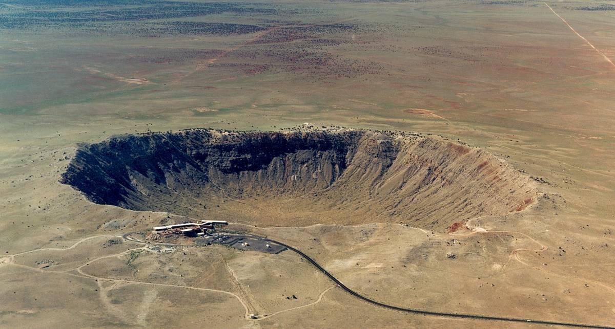 ТОП-10 мощнейших падений метеоритов