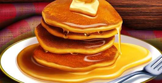 Блин-протеин: самый простой и мускулистый завтрак