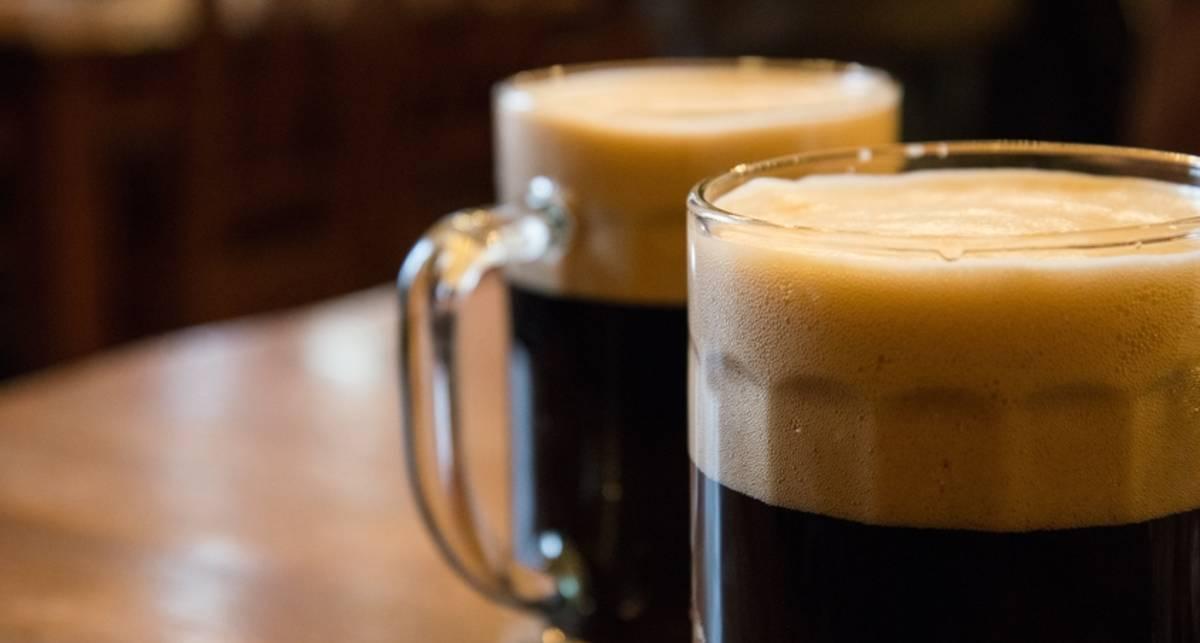 Жженое пиво: на какой сорт уповает вся Британия