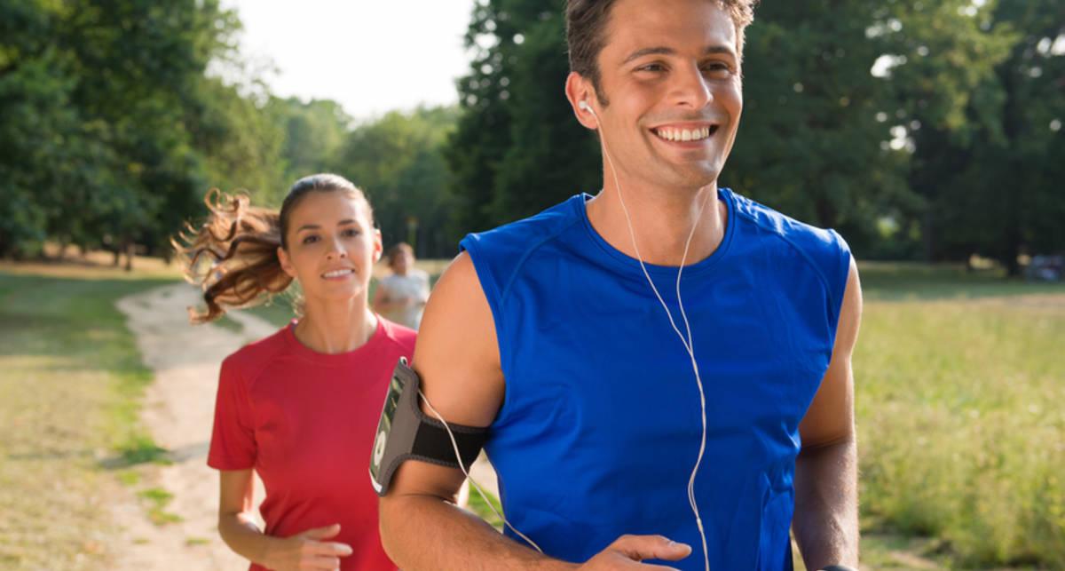 Почему бегуны - самые счастливые люди на планете