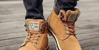 Мужские ботинки: как выбрать обувь к зиме