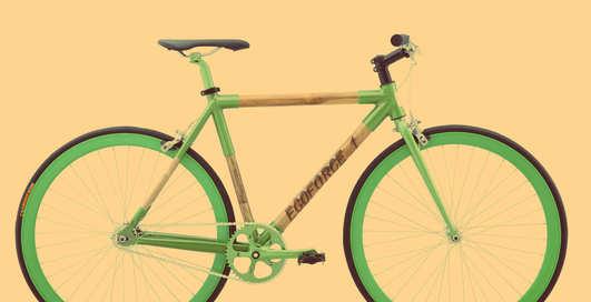 """Greenstar Bikes выпустили самый """"чистый"""" велосипед"""