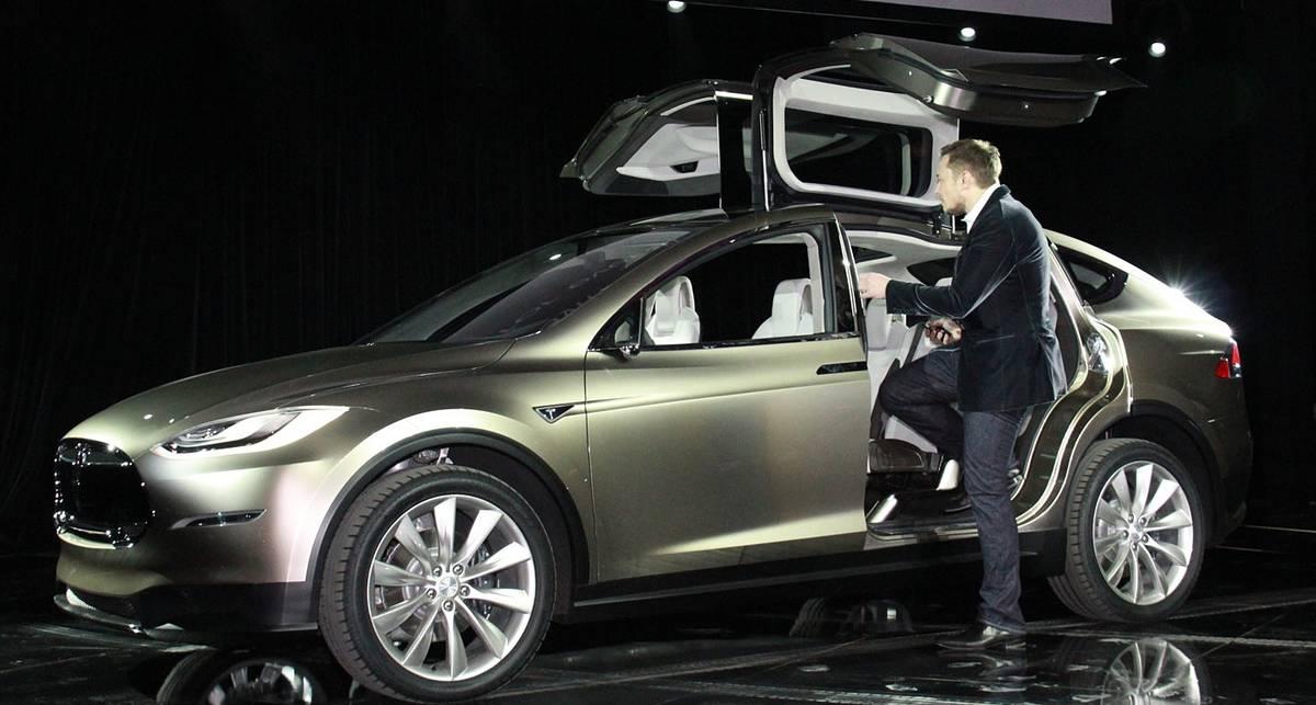 Tesla Model X: в четвертый раз они нас обманули...