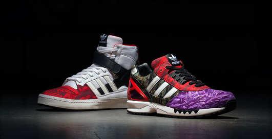 Зима с Adidas: бренд готовится к очередным холодам