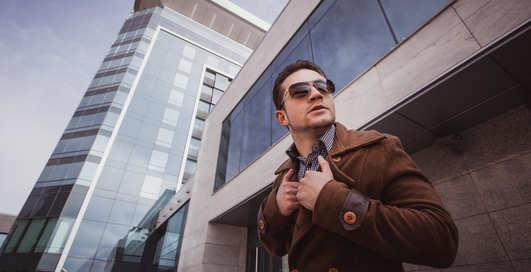 Мужское пальто: 6 самых осенних вариантов