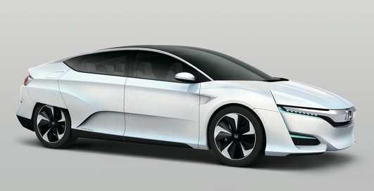 Водородная Honda: ТОП-5 лучших моделей