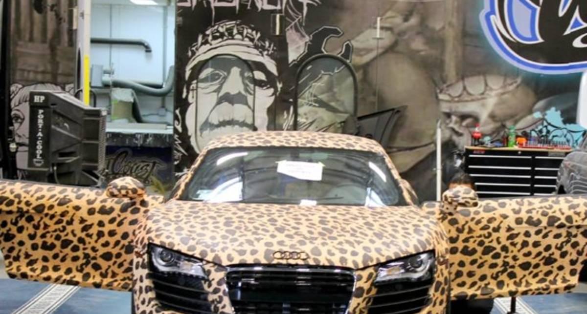 Уродливые авто: 11 некрасивых машин знаменитостей