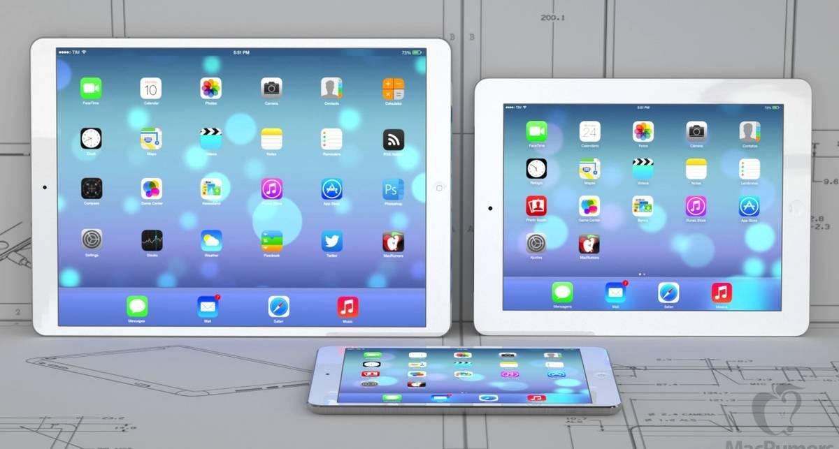iPad Air Plus: самый большой планшет от Apple