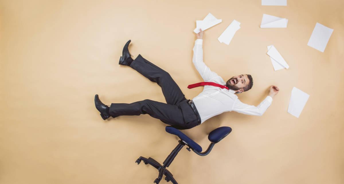 4-ногий убийца: как офисное кресло тебя гробит