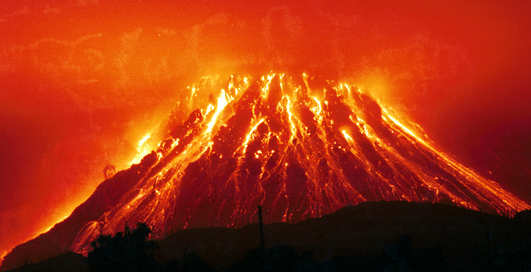 Извержения вулканов: ТОП-10 самых смертоносных