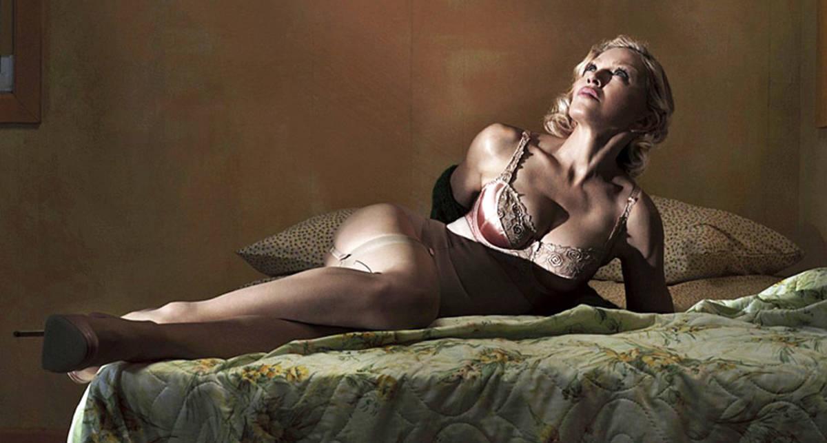Топлес и наркотики: исповедь Мадонны на страницах...