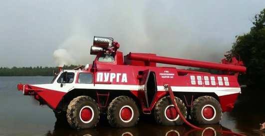 Пожарные машины: ТОП-10 единиц особого назначения
