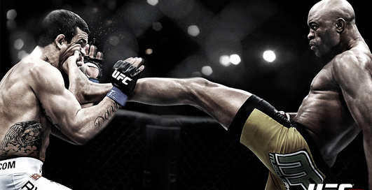 Бойцы UFC: фото лиц до и после боя
