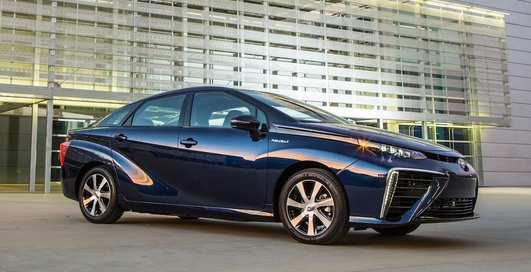 Toyota Mirai и Ко: 5 самых шустрых авто производителя