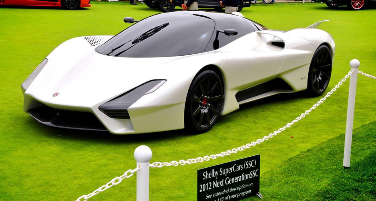 Самые шустрые: 10 скоростных серийных авто 2014