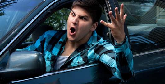 Странные водители: ТОП-5 самых опасных типов