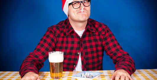 Как не напиться на Новый год: 5 мужских способов