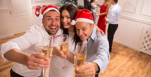 Из чего пить на Новый год: ТОП-5 необычных бокалов