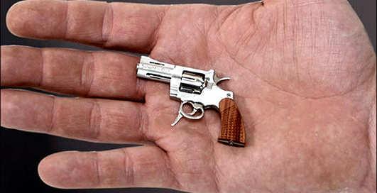 Карманное оружие: ТОП-5 самых маленьких пистолетов