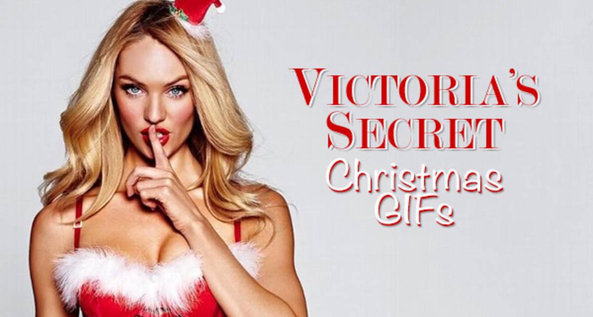 Предпраздничная эротика от ангелов Victoria's Secret