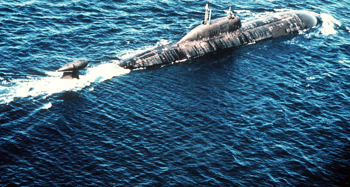 Холодная война: ТОП-5 опасных классов субмарин