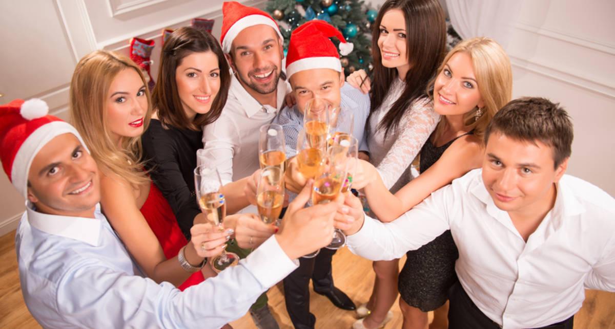 Что пить на Новый год: 10 самых мужских напитков
