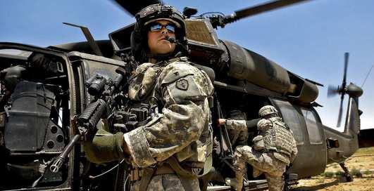 Вооруженные до зубов: 10 самых сильных армий мира