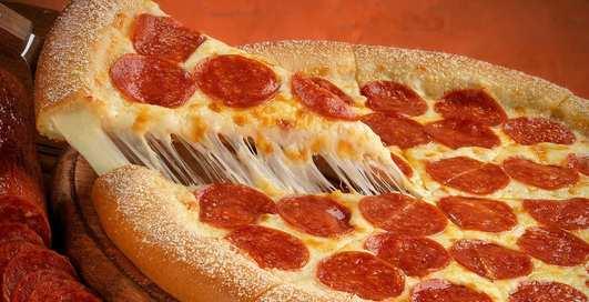 Как разрезать пиццу, чтобы она осталась свежей