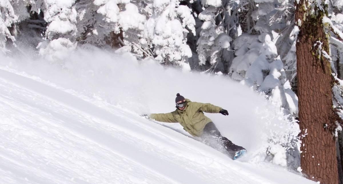Где кататься на сноуборде: 3 популярных горы Киева