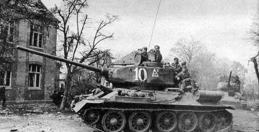 Гордость Союза: ТОП-5 главных достоинств Т-34