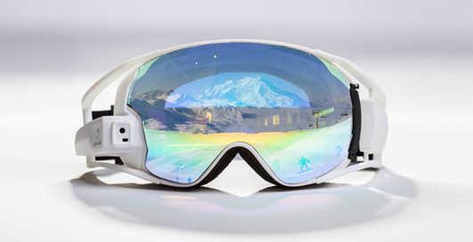 RideOn: создана самая умная маска для горнолыжников