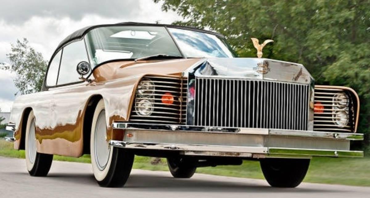 Машины прошлого: ТОП-5 самых странных авто