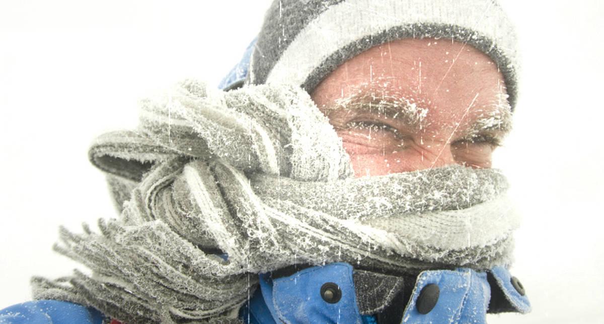 Что после 30-минутного замерзания от тебя останется?