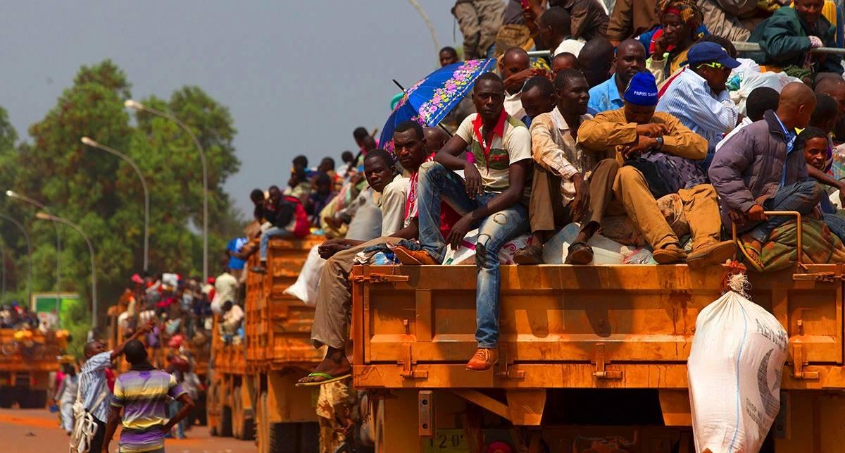 Живущие в нищете: ТОП-10 самых бедных стран 2014