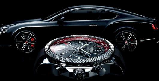 Созданы скоростью: 10 стильных часов для гонщиков